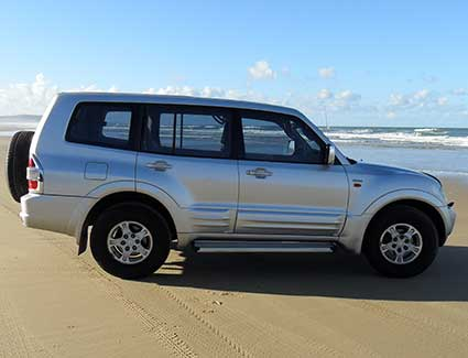 Noosa2Fraser - 4WD Hire